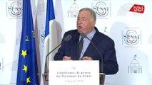 Gérard Larcher : « Nous allons prier pour la révision constitutionnelle»
