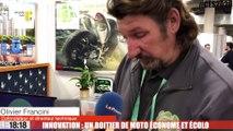 CES de Las Vegas : consécration pour l'Aixois Green Systems Automotives, qui réduit le coût de carburant des deux-roues