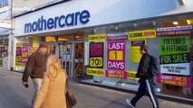 Mothercare announces plans to shut remaining branches after company goes into administration