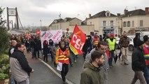 Loire-Atlantique. Manifestation du jeudi 9 janvier contre la réforme des retraites