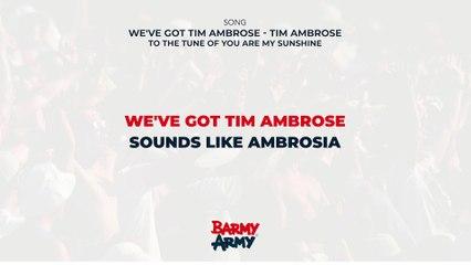 We've Got Tim Ambrose - Tim Ambrose