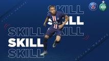 Le geste technique : Kylian Mbappé contre Saint-Etienne