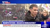 """Olivier Faure veut """"faire céder le gouvernement"""": selon lui, la réforme des retraites est """"dangereuse"""""""