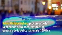 Rennes : une femme meurt renversée par une voiture de police