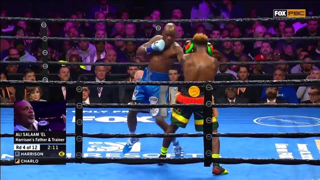Harrison vs Charlo 2 - Watch Fight Highlights December 21