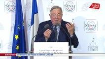 Gérard Larcher candidat à son renouvellement à la tête du Sénat ?