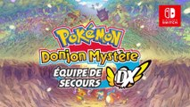 Pokémon Donjon Mystère : Équipe de Secours DX - Bande-annonce
