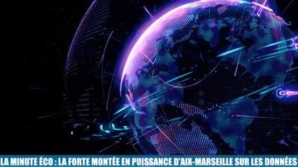 La Minute Éco : l'impressionnante montée en puissance d'Aix-Marseille sur les données et l'intelligence artificielle