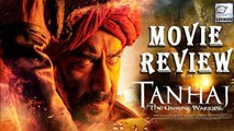 Tanhaji: The Unsung Warrior MOVIE REVIEW | Ajay Devgn | Saif Ali Khan | Kajol
