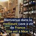"""VIDEO. Élue meilleure cave à vin de France, la """"Part des Anges"""" à Nice vous livre ses conseils de dégustation"""