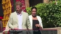 Royaume-Uni : le prince Harry et Meghan Markle prennent leur distance avec la couronne