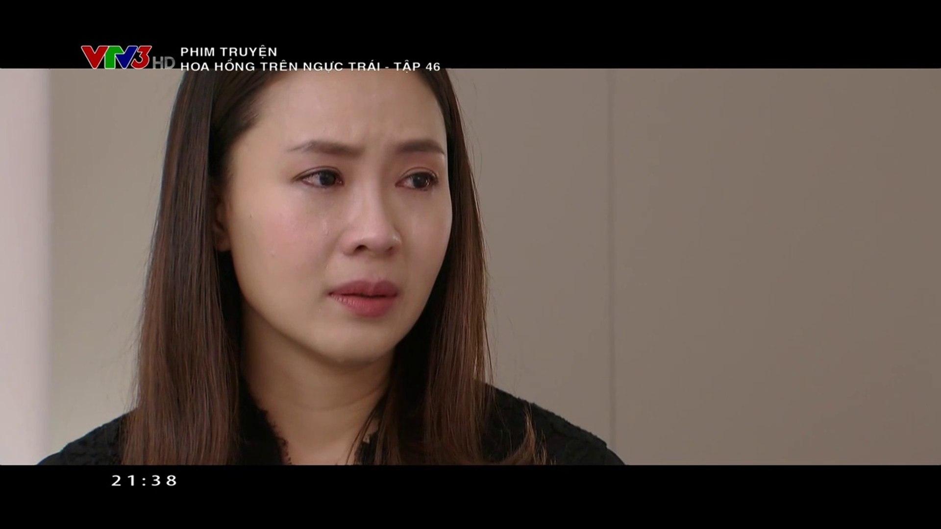 Hoa Hồng Trên Ngực Trái Tập 46 Tập Cuối - Ngày 9-1-2020 - Phim Việt Nam VTV3