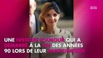 Clotilde Courau : retour sur son histoire d'amour avec Guillaume Depardieu
