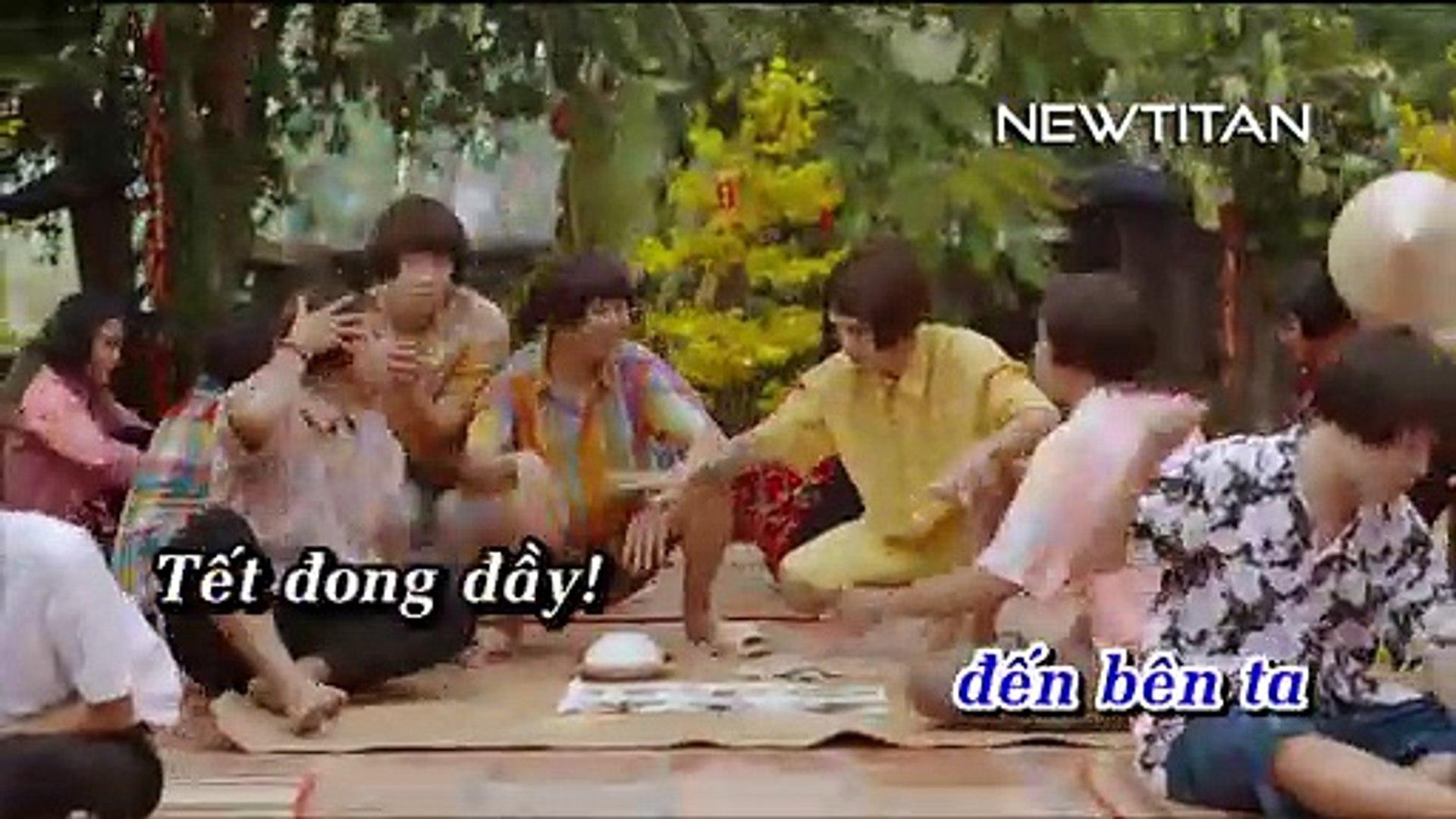 [Karaoke] Tết Đong Đầy - Kay Trần Ft. Nguyễn Khoa [Beat]