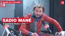 Sadio Mané : à quand le Ballon d'Or ?