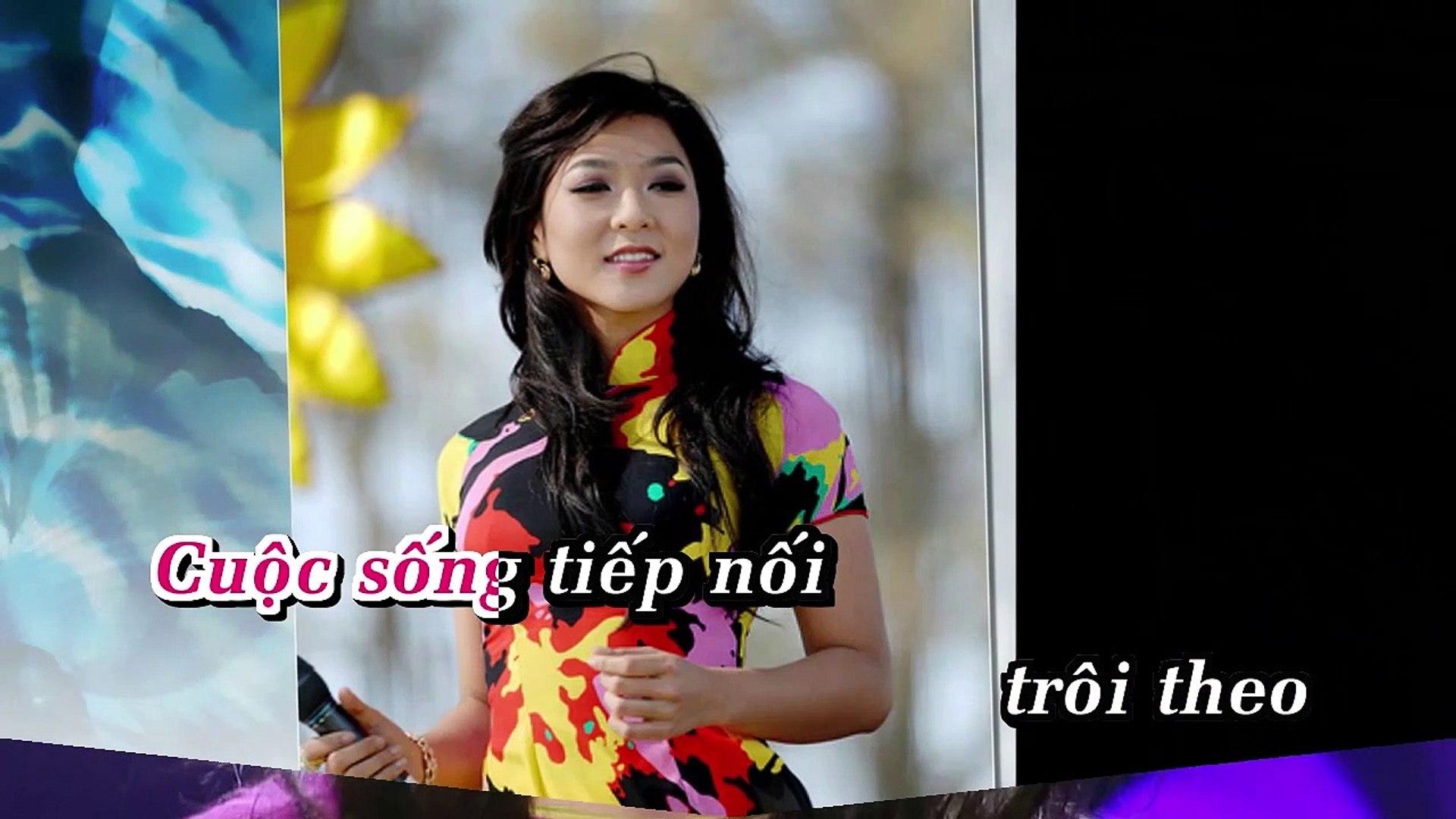 [Karaoke] Mênh Mông Tình Buồn - Hà Thanh Xuân [Beat]