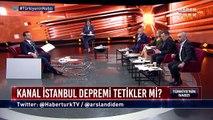 Ekrem İmamoğlu'nun katıldığı Kanal İstanbul tartışmasında Celal Şengör gerginliği