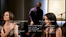"""The Corrs — Credits — From """"The Corrs Unplugged"""" 