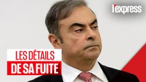 Carlos Ghosn : les coulisses de sa fuite du Japon