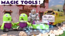 Funny Funlings Magic Tools with Marvel Avengers Age of Ultron in this Rescue Toy Story Family Friendly Full Episode English