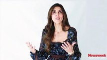 Newsweek Conversations With Jamie Lynn Sigler On New Film 'Mob Town' And The Epic Legacy Of 'The Sopranos'