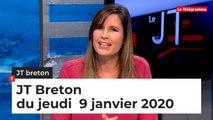 JT Breton du jeudi 9 janvier 2020