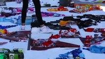 Du recyclage à la création art-tri-stique