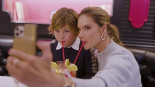 Saint Laurent, Slime, and Sweets!VogueSpends 24 Hours with Alessandra Ambrosio