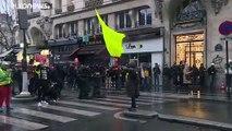 Százezrek vonultak a francia utcákra
