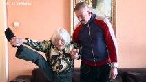 Ágnes Keleti: Älteste Olympiasiegerin feiert 99. Geburtstag