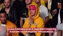 Justin Bieber Has Lyme Disease
