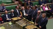 La Cámara de los Comunes da 'luz verde' al Brexit