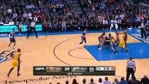 Los Angeles Lakers 97-122 Oklahoma City Thunder