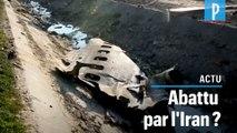 Justin Trudeau : « L'avion a été abattu par un missile iranien »