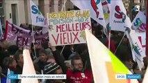 Grève du 9 janvier : mobilisation en baisse