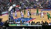 Boston Celtics 111 - 115 Detroit Pistons