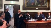 Lazio, il discorso di Lotito