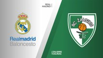 Real Madrid - Zalgiris Kaunas Highlights | Turkish Airlines EuroLeague, RS Round 18