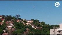 Bandidos trocam tiros com a PM no Morro do Jaburu, em Vitória