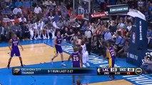 Oklahoma City Thunder 131-102 Los Angeles Lakers