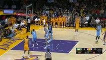 Denver Nuggets 97-88 Los Angeles Lakers