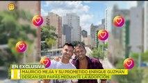 ¡Mauricio Mejía se casará con su novio y quieren ser papás mediante la adopción! | Ventaneando