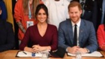 U.K. Media Responds to Prince Harry, Meghan Markle Move | THR News