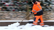 The Packers Offer $12 An Hour To Shovel Snow Prior To Playoffs