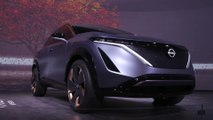 Nissan booth at CES 2020