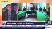 Bruno Cautrès (CNRS et CEVIPOF) : Bras de fer autour de l'âge pivot - 09/01