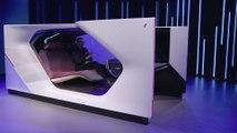 BMW i Interaction EASE auf der CES 2020