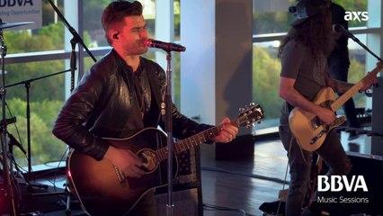 Luke Pell on BBVA Music Sessions powered by AXS