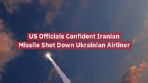 Iranian Missile And The Ukrainian Airliner