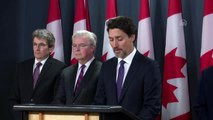 """Kanada Başbakanı Trudeau: """"Ukrayna uçağını İran füzesi kazara düşürmüş olabilir"""""""